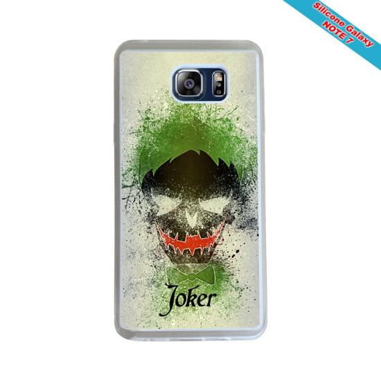 Coque silicone Galaxy J3 2016 Fan de Rugby Toulon Géometrics