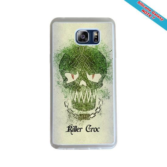 Coque silicone Galaxy J3 2018 Fan de Rugby Toulon Géometrics