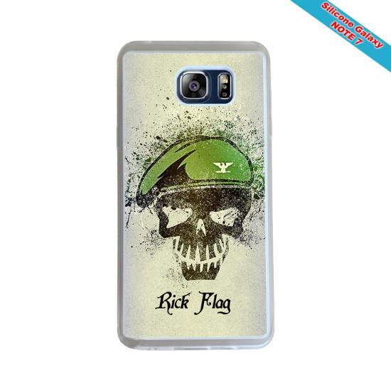 Coque silicone Galaxy J4 2018 Fan de Rugby Toulon Géometrics