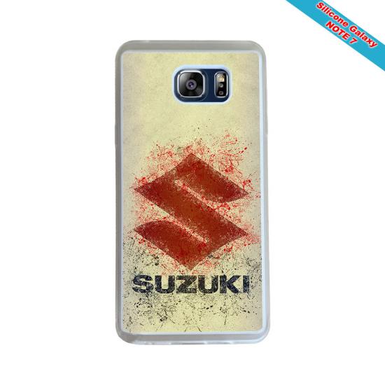 Coque silicone Galaxy J5 2016 Fan de Rugby Toulon Géometrics