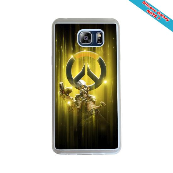 Coque silicone Iphone XS MAX Verre Trempé Fan de Rugby Agen Destruction