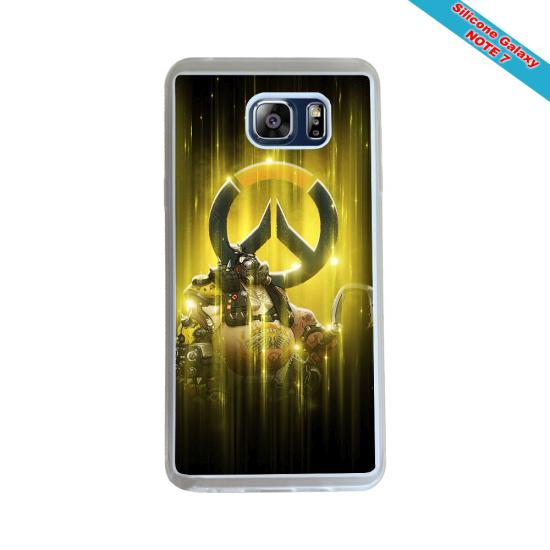 Coque silicone Iphone 11 Fan de Rugby Agen Destruction