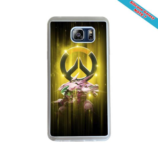 Coque silicone Iphone 11 verre trempé Fan de Rugby Agen Destruction