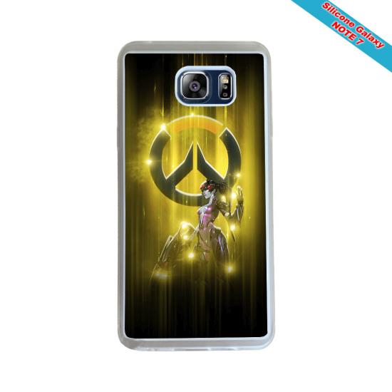Coque silicone Iphone 11 Pro verre trempé Fan de Rugby Agen Destruction