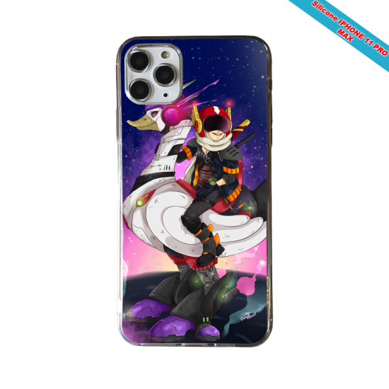Coque Galaxy S3 Fan de Ducati Corse version Graffiti