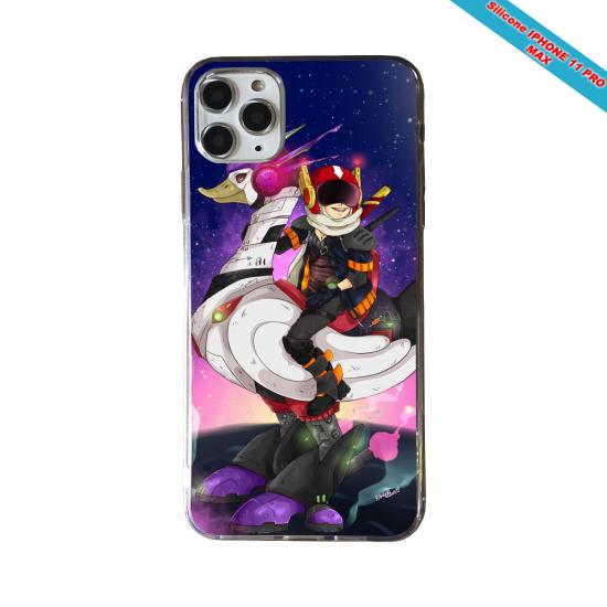 Coque Galaxy S3 Fan de Ducati Corse version Graffiti