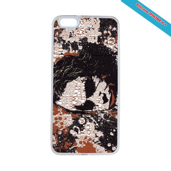 Coque silicone Iphone X/XS Fan de Rugby Bayonne Destruction