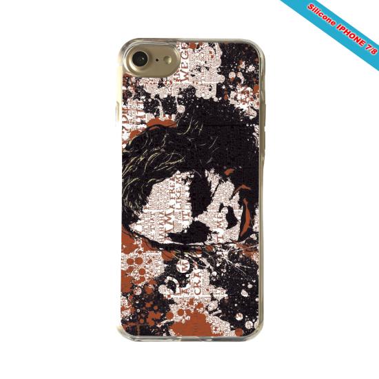 Coque silicone Iphone XR Fan de Rugby Bayonne Destruction