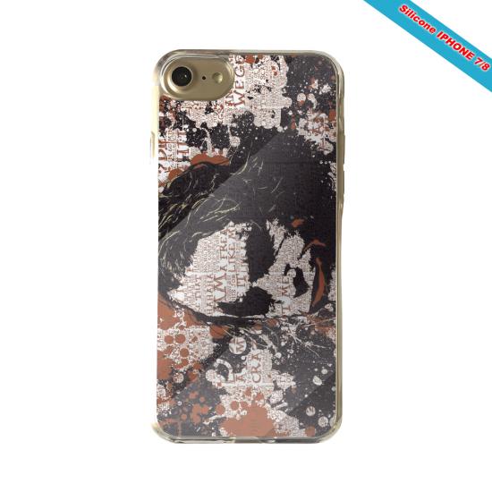 Coque silicone Iphone XR Verre Trempé Fan de Rugby Bayonne Destruction