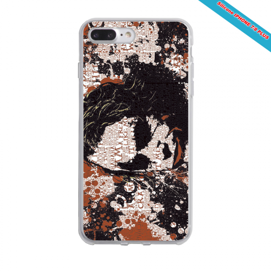 Coque silicone Iphone XS MAX Fan de Rugby Bayonne Destruction