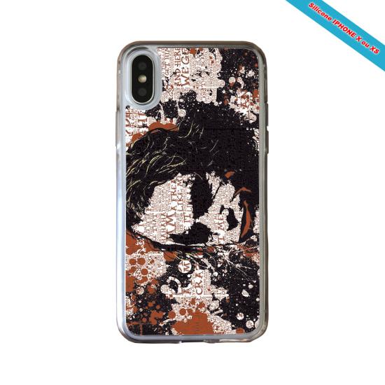Coque silicone Iphone 11 Fan de Rugby Bayonne Destruction