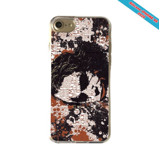 Coque silicone Galaxy A10 Fan de Rugby Bayonne Destruction