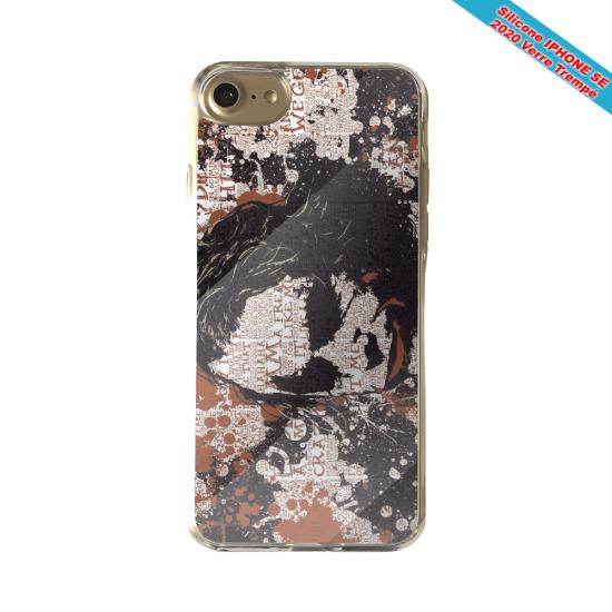 Coque silicone Galaxy A10S Fan de Rugby Bayonne Destruction