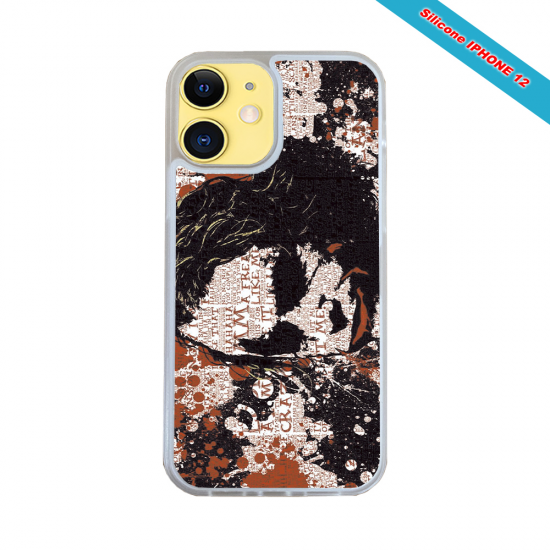 Coque silicone Galaxy A20E Fan de Rugby Bayonne Destruction