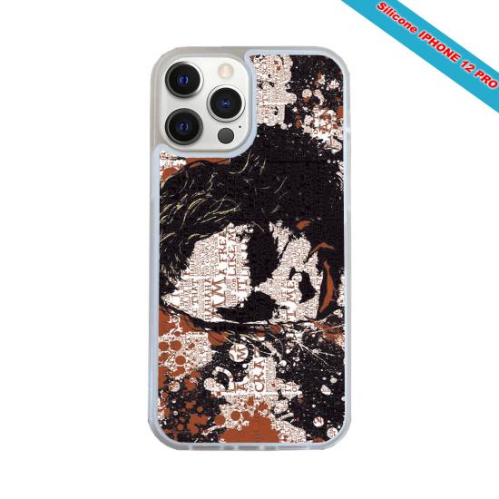 Coque silicone Galaxy A21 Fan de Rugby Bayonne Destruction