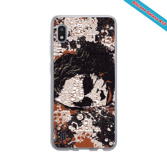 Coque silicone Galaxy A30S Fan de Rugby Bayonne Destruction