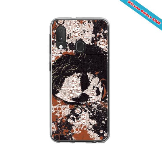 Coque silicone Galaxy A41 Fan de Rugby Bayonne Destruction