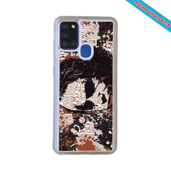 Coque silicone Galaxy A51 Fan de Rugby Bayonne Destruction