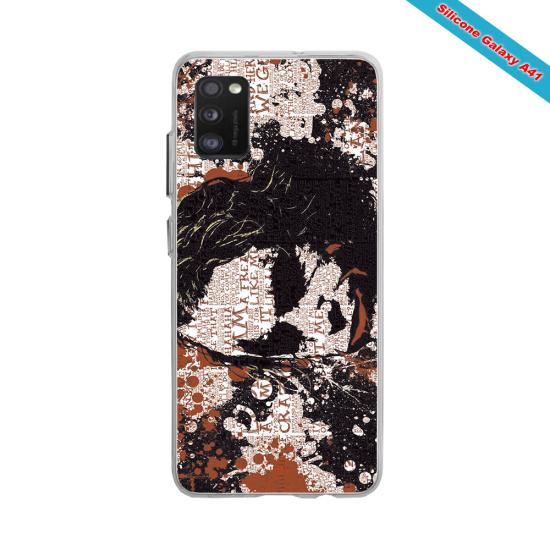 Coque silicone Galaxy J3 2018 Fan de Rugby Bayonne Destruction