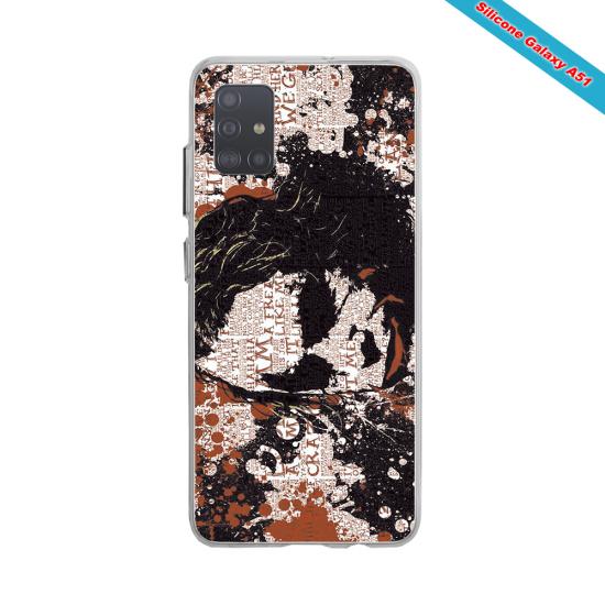 Coque silicone Galaxy J4 CORE Fan de Rugby Bayonne Destruction