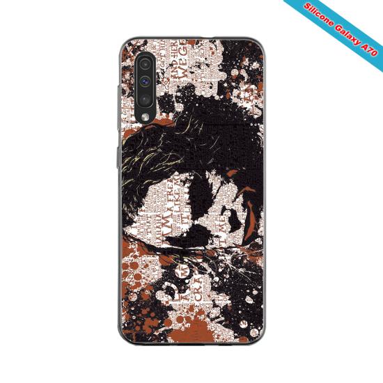 Coque silicone Galaxy J4 PLUS Fan de Rugby Bayonne Destruction