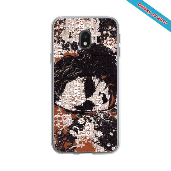 Coque silicone Galaxy J6 Fan de Rugby Bayonne Destruction
