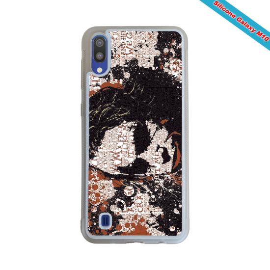 Coque Silicone Galaxy S7 EDGE Fan de Rugby Bayonne Destruction