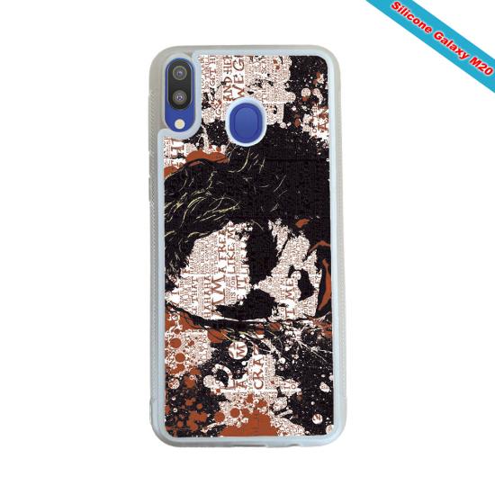 Coque Silicone Galaxy S8 PLUS Fan de Rugby Bayonne Destruction