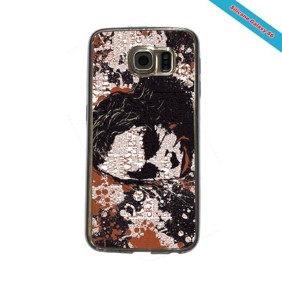 Coque Silicone Galaxy S9 PLUS Fan de Rugby Bayonne Destruction