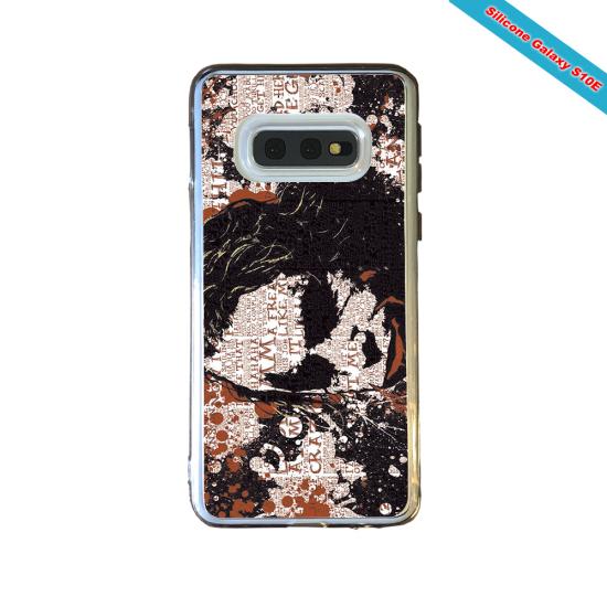 Coque Silicone Galaxy S20 ULTRA Fan de Rugby Bayonne Destruction