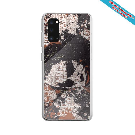 Coque silicone Huawei Mate 10 Fan de Rugby Bayonne Destruction