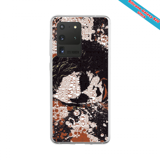 Coque silicone Huawei Mate 10 LITE Fan de Rugby Bayonne Destruction