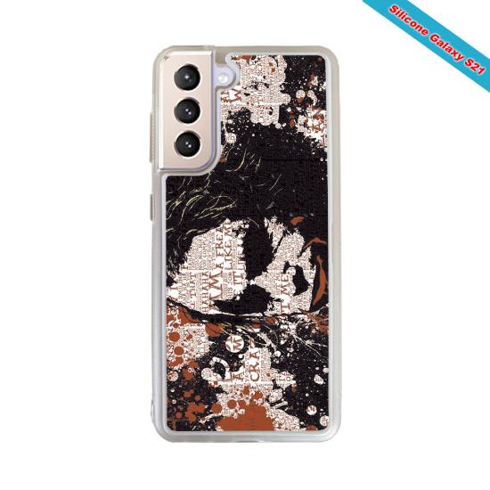 Coque silicone Huawei Mate 10 PRO Fan de Rugby Bayonne Destruction