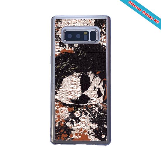 Coque silicone Huawei Mate 20 PRO Fan de Rugby Bayonne Destruction