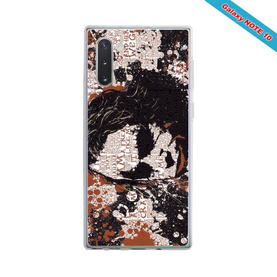 Coque silicone Huawei Mate 30 LITE Fan de Rugby Bayonne Destruction