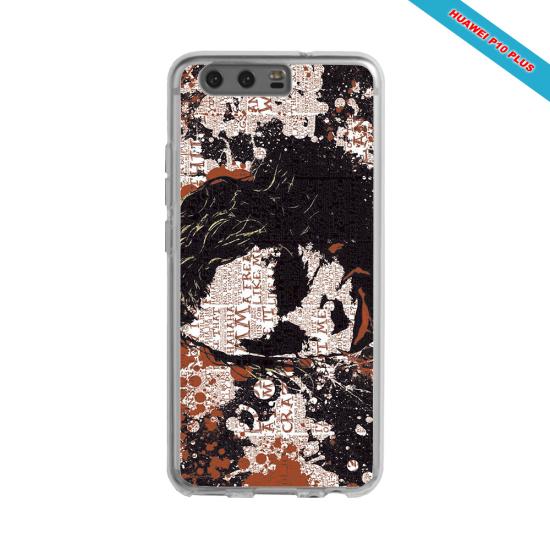 Coque silicone Huawei P30 PRO Fan de Rugby Bayonne Destruction