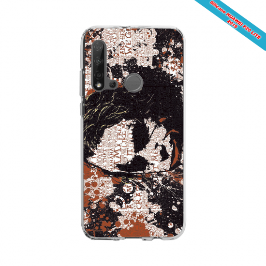 Coque silicone Huawei P40 Lite E Fan de Rugby Bayonne Destruction