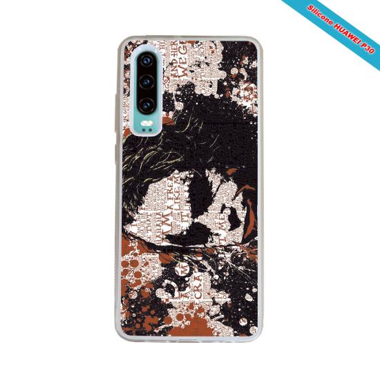 Coque silicone Iphone 6 PLUS Fan de Rugby Bordeaux Destruction