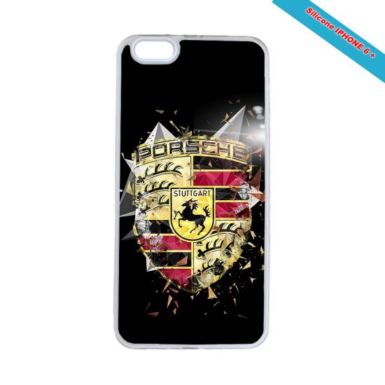 Coque silicone Iphone 11 Fan de Rugby Bordeaux Destruction