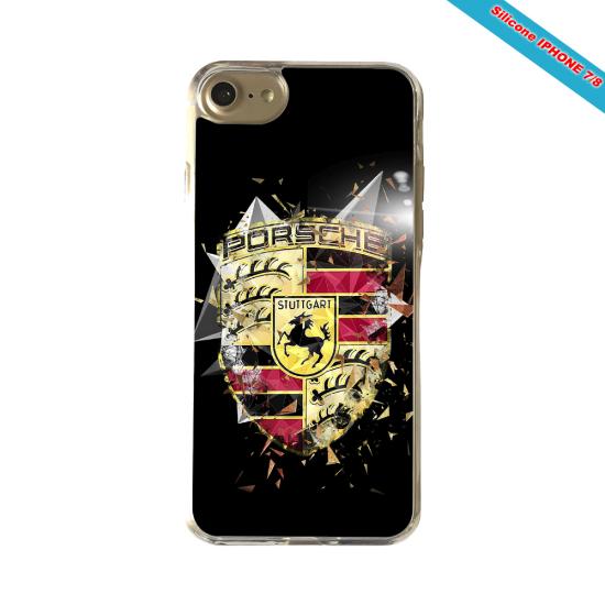 Coque silicone Iphone 11 Pro Fan de Rugby Bordeaux Destruction