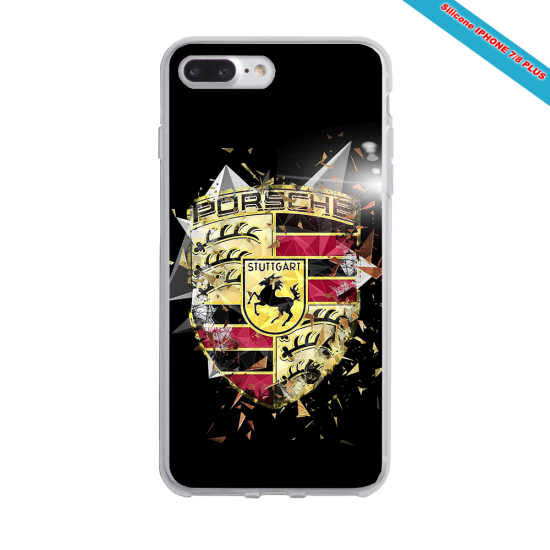 Coque silicone Iphone 11 Pro Max Fan de Rugby Bordeaux Destruction