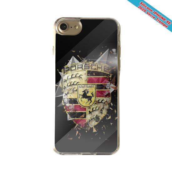 Coque silicone Galaxy A31 Fan de Rugby Bordeaux Destruction