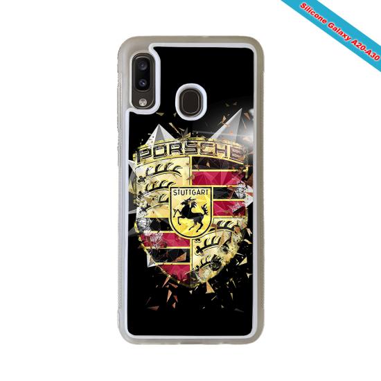 Coque silicone Galaxy J3 2016 Fan de Rugby Bordeaux Destruction