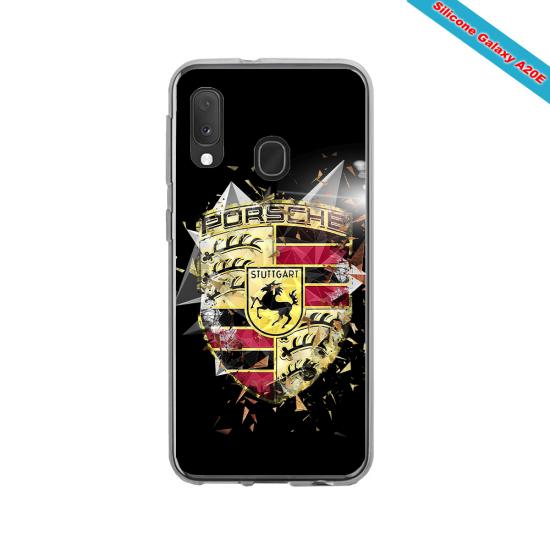 Coque silicone Galaxy J3 2017 Fan de Rugby Bordeaux Destruction