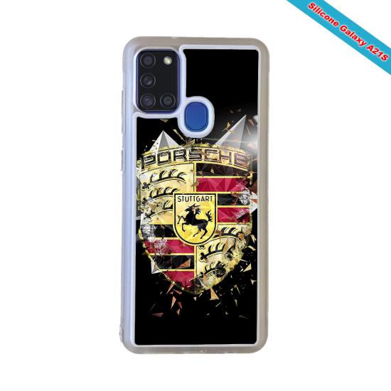 Coque silicone Galaxy J4 2018 Fan de Rugby Bordeaux Destruction