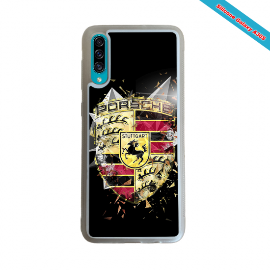 Coque silicone Galaxy J4 CORE Fan de Rugby Bordeaux Destruction