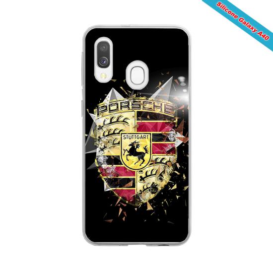 Coque silicone Galaxy J5 2016 Fan de Rugby Bordeaux Destruction
