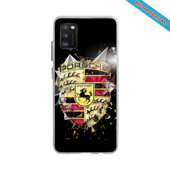 Coque silicone Galaxy J6 Fan de Rugby Bordeaux Destruction