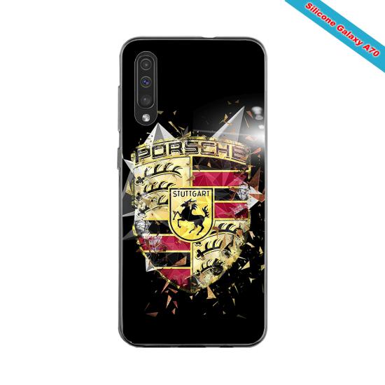 Coque silicone Galaxy J7 2017 Fan de Rugby Bordeaux Destruction