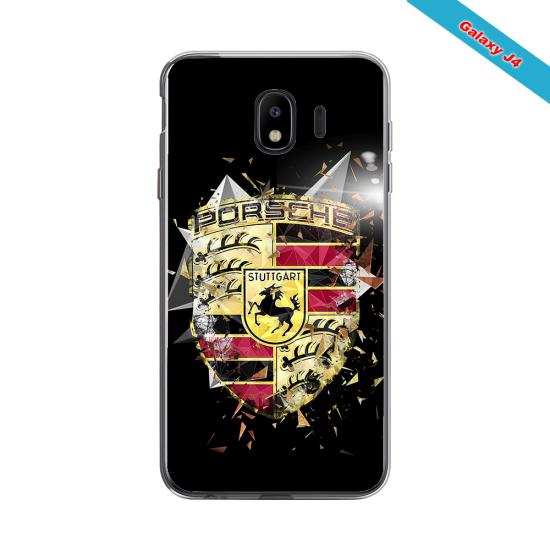 Coque silicone Galaxy M20 Fan de Rugby Bordeaux Destruction
